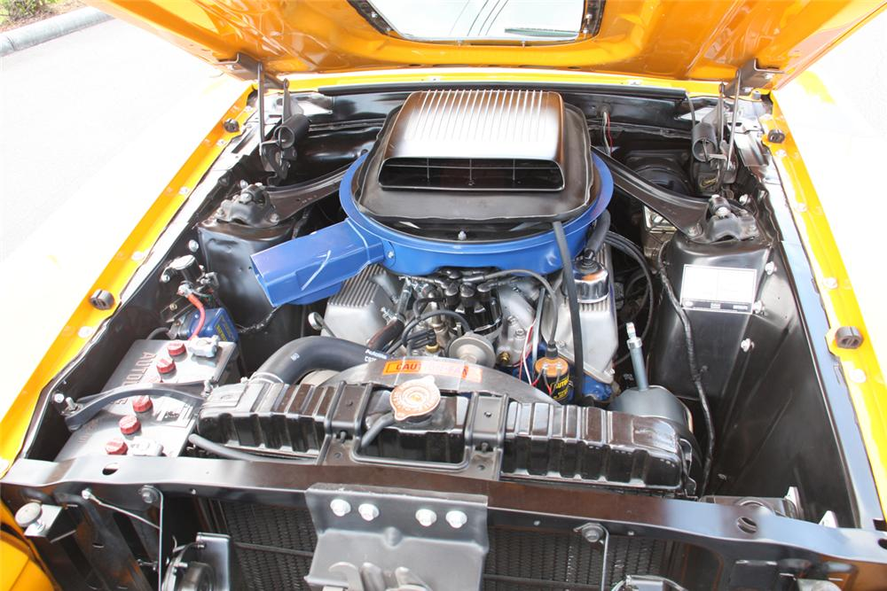1970 FORD MUSTANG BOSS 302 FASTBACK - Engine - 97410