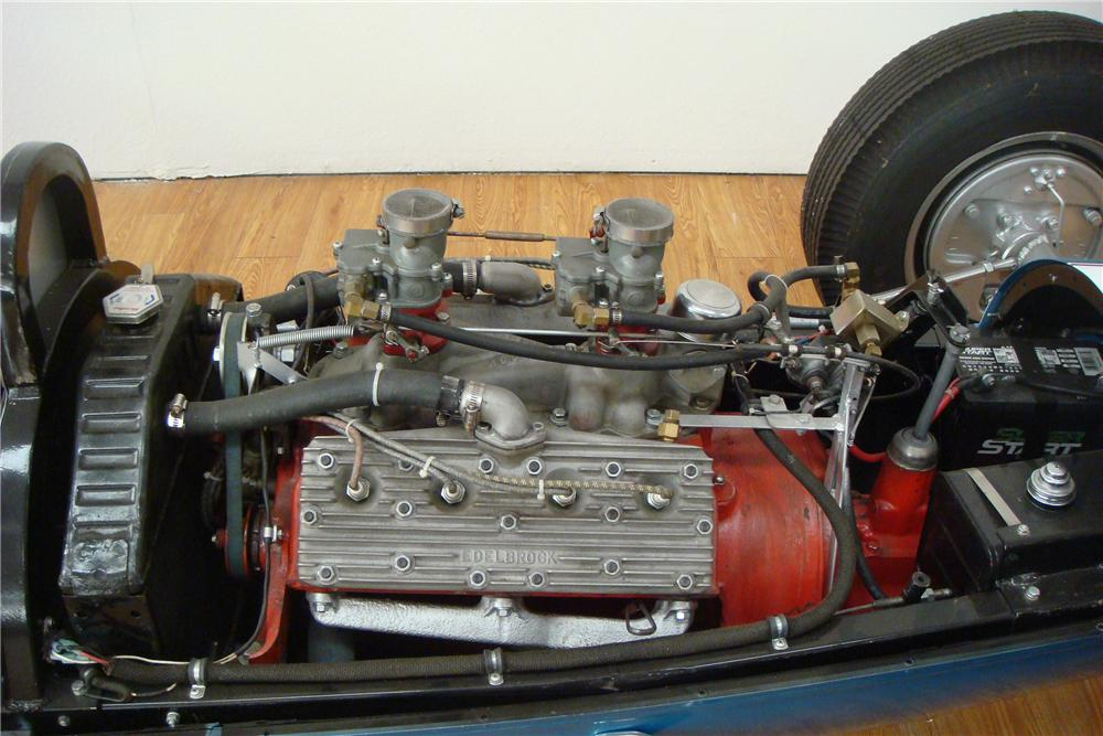 1948 DRY LAKES BELLY TANKER RACE CAR - Engine - 97418