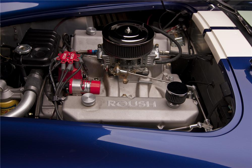 1965 SHELBY COBRA 4000 ROADSTER - Engine - 97441