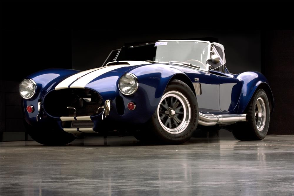 1965 SHELBY COBRA 4000 ROADSTER - Front 3/4 - 97441