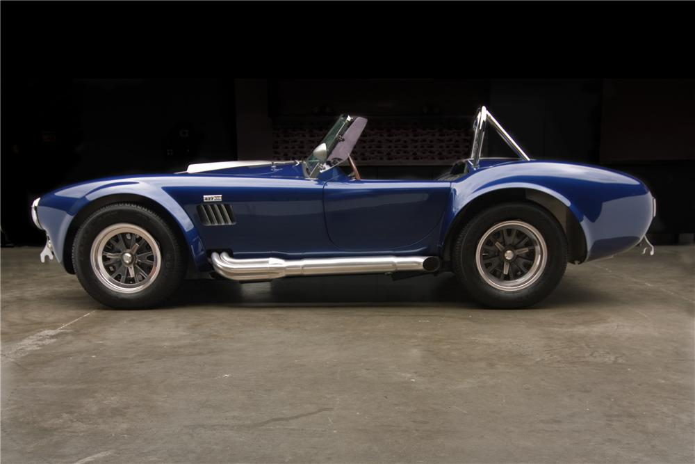 1965 SHELBY COBRA 4000 ROADSTER - Side Profile - 97441