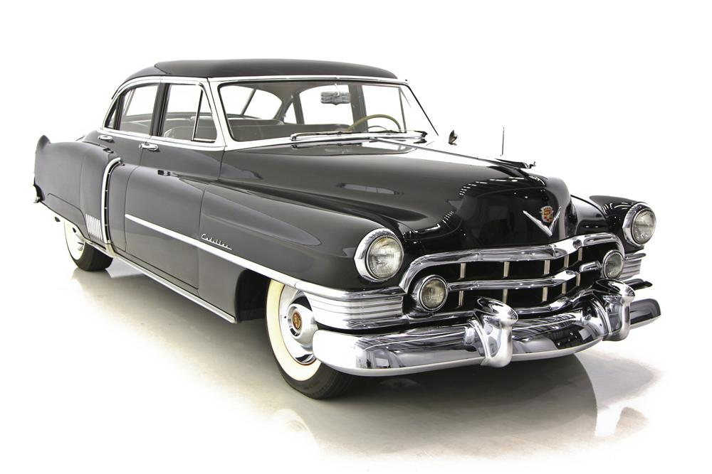 1950 Cadillac Fleetwood 4 Door Sedan 97511