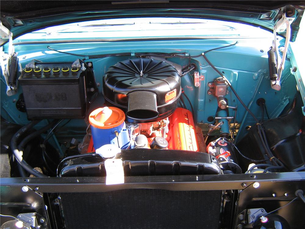 1955 CHEVROLET NOMAD STATION WAGON - Engine - 97521