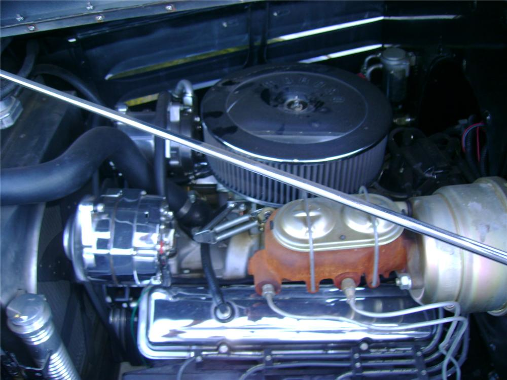 1937 CHEVROLET CUSTOM PICKUP - Engine - 97533