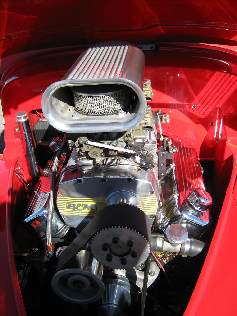 1941 WILLYS PRO-STREET COUPE - Engine - 97560