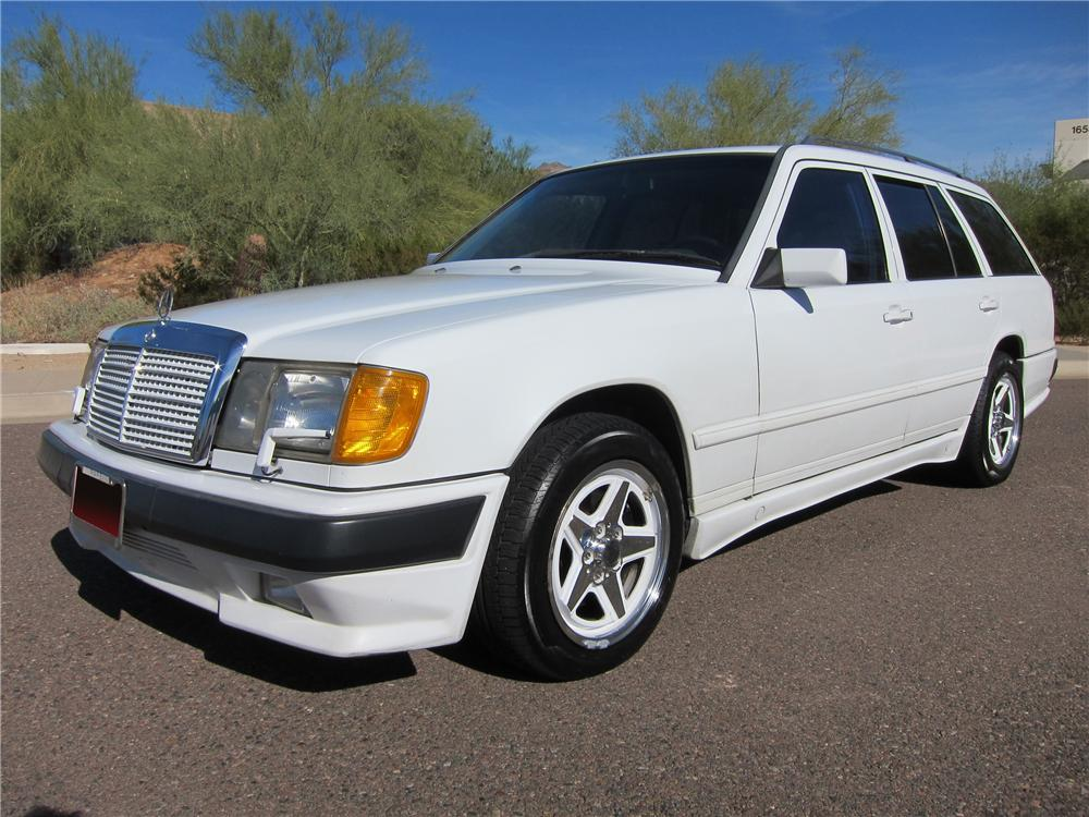 1988 mercedes benz 300te station wagon 97689 for Mercedes benz station wagon