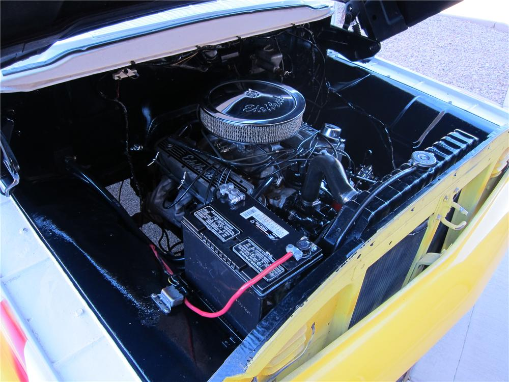1957 FORD F-100 CUSTOM PICKUP - Engine - 97691