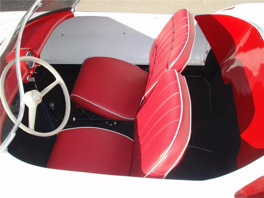 1957 GOGGOMOBIL RE-CREATION ROADSTER - Interior - 97713