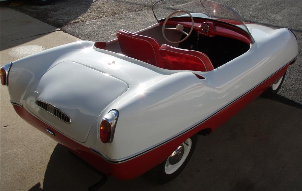 1957 GOGGOMOBIL RE-CREATION ROADSTER - Rear 3/4 - 97713