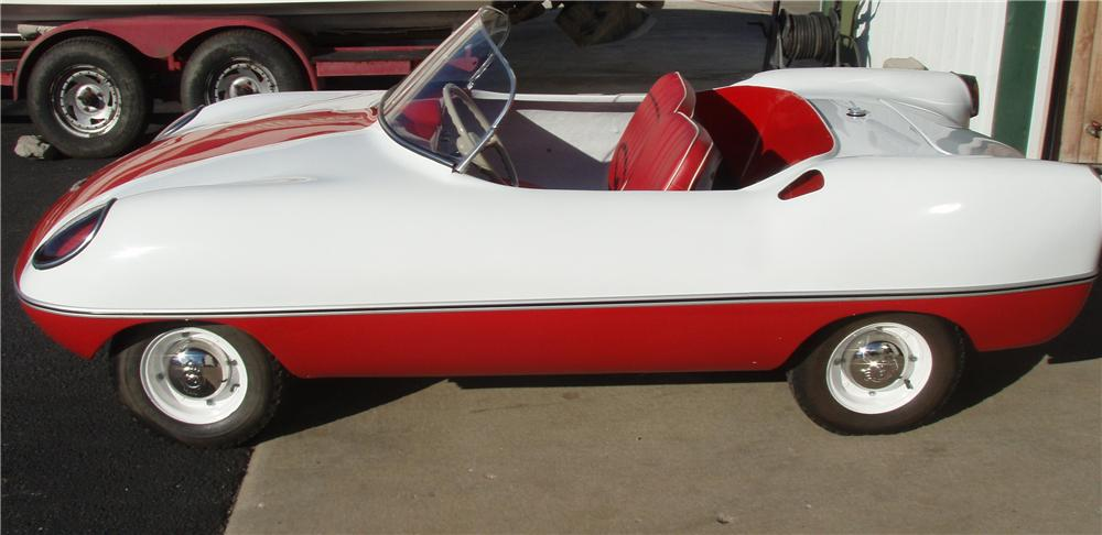 1957 GOGGOMOBIL RE-CREATION ROADSTER - Side Profile - 97713