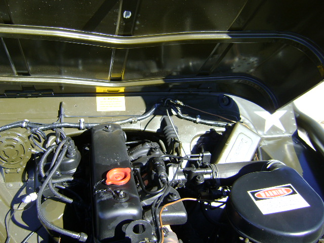 1963 FORD M151 UTILITY - Engine - 97725