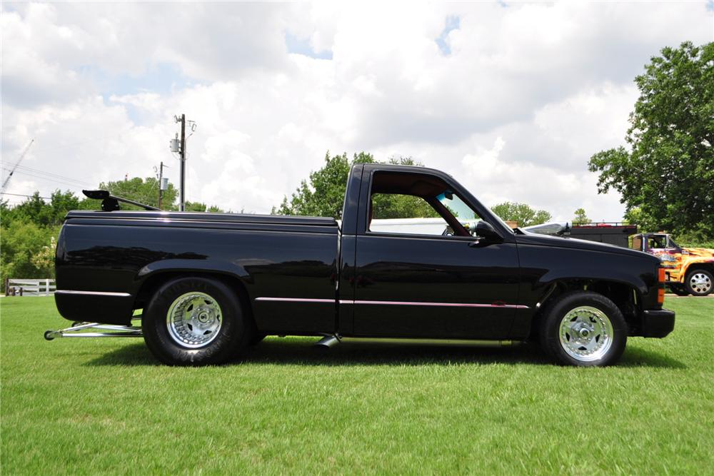 1990 CHEVROLET PRO-STREET PICKUP - Side Profile - 97727