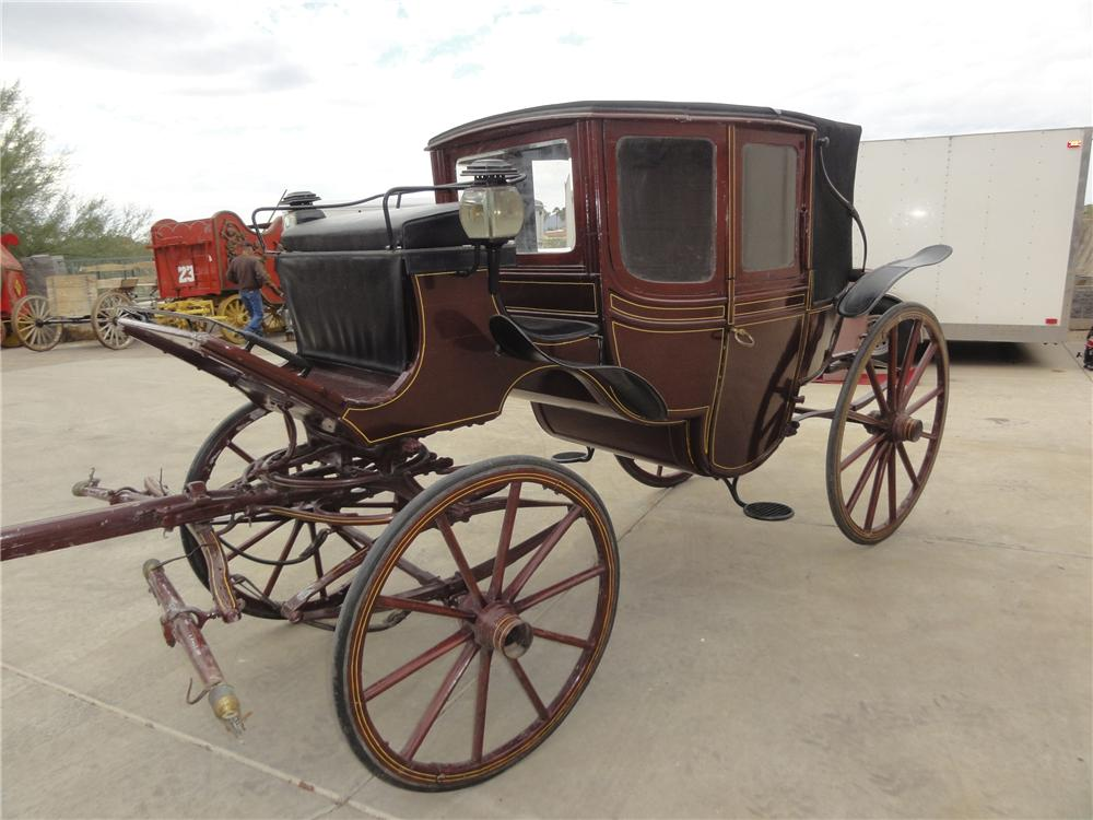 0 STAGE COACH SAMS CALLIOPE - Front 3/4 - 97875
