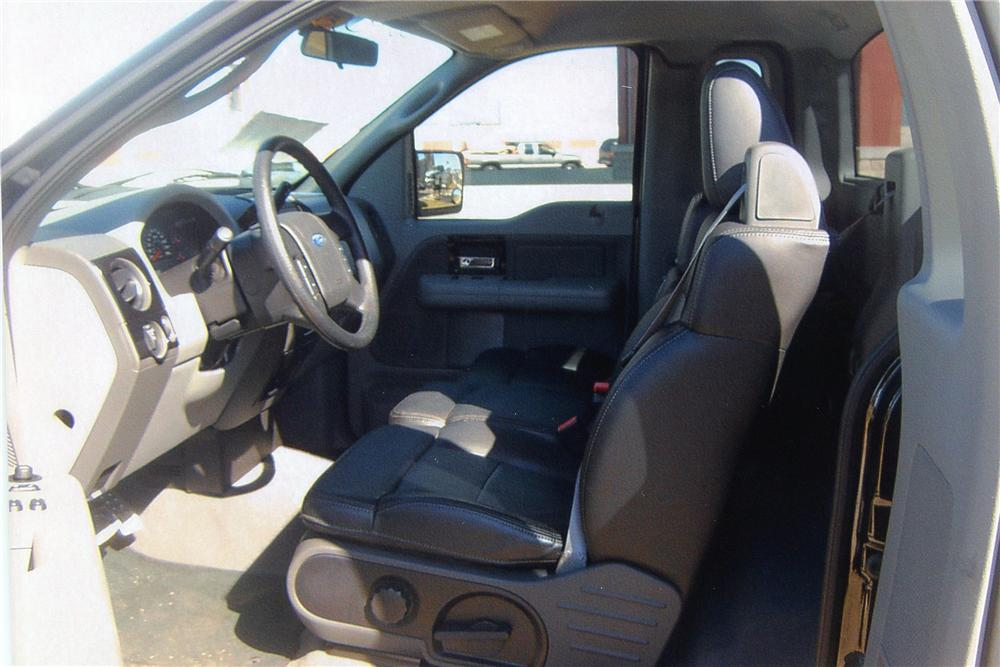 2007 FORD F-150 ROUSH NITEMARE PICKUP - Interior - 97894