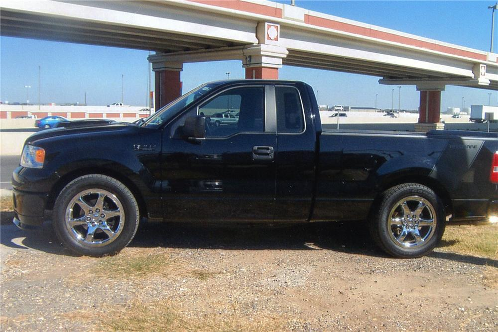 2007 FORD F-150 ROUSH NITEMARE PICKUP - Side Profile - 97894
