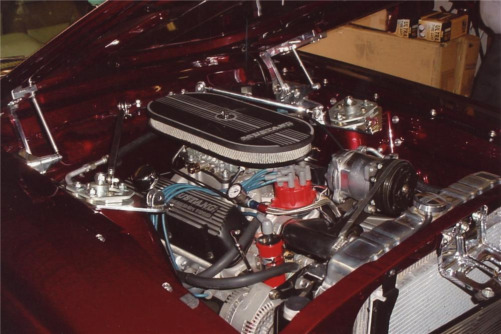 1968 FORD MUSTANG CUSTOM COUPE - Engine - 97897