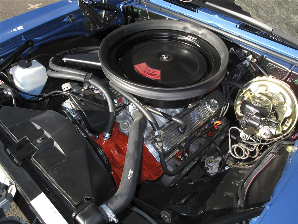 1969 CHEVROLET CAMARO Z/28 COUPE - Engine - 97898