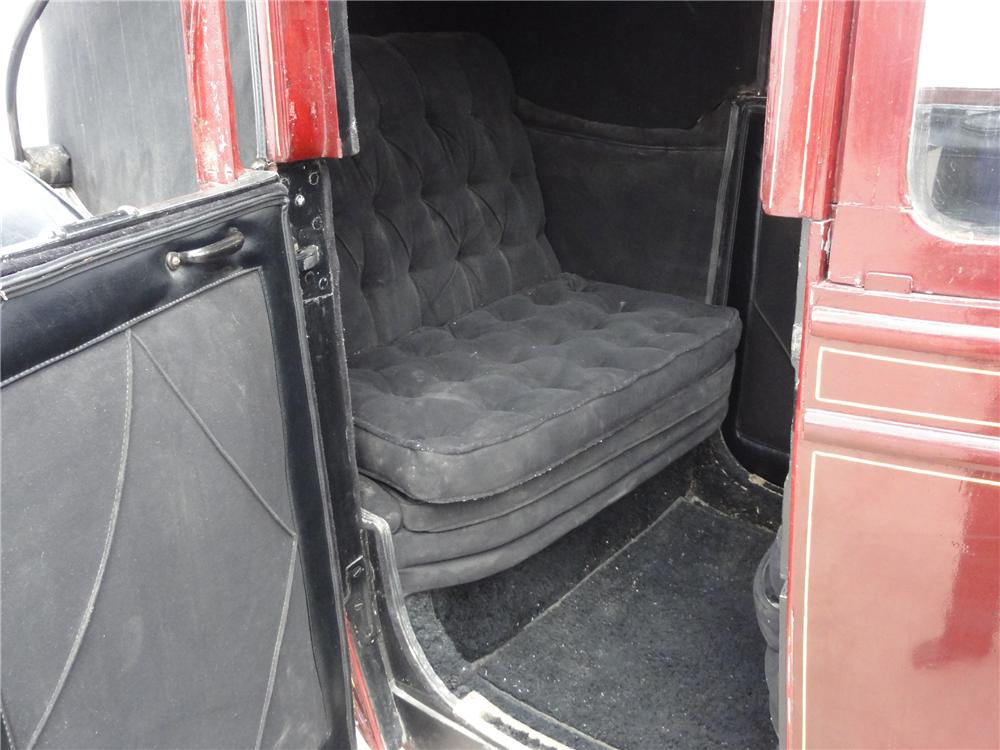 0 STAGE COACH 5 GLASS LANDAU - Interior - 97905