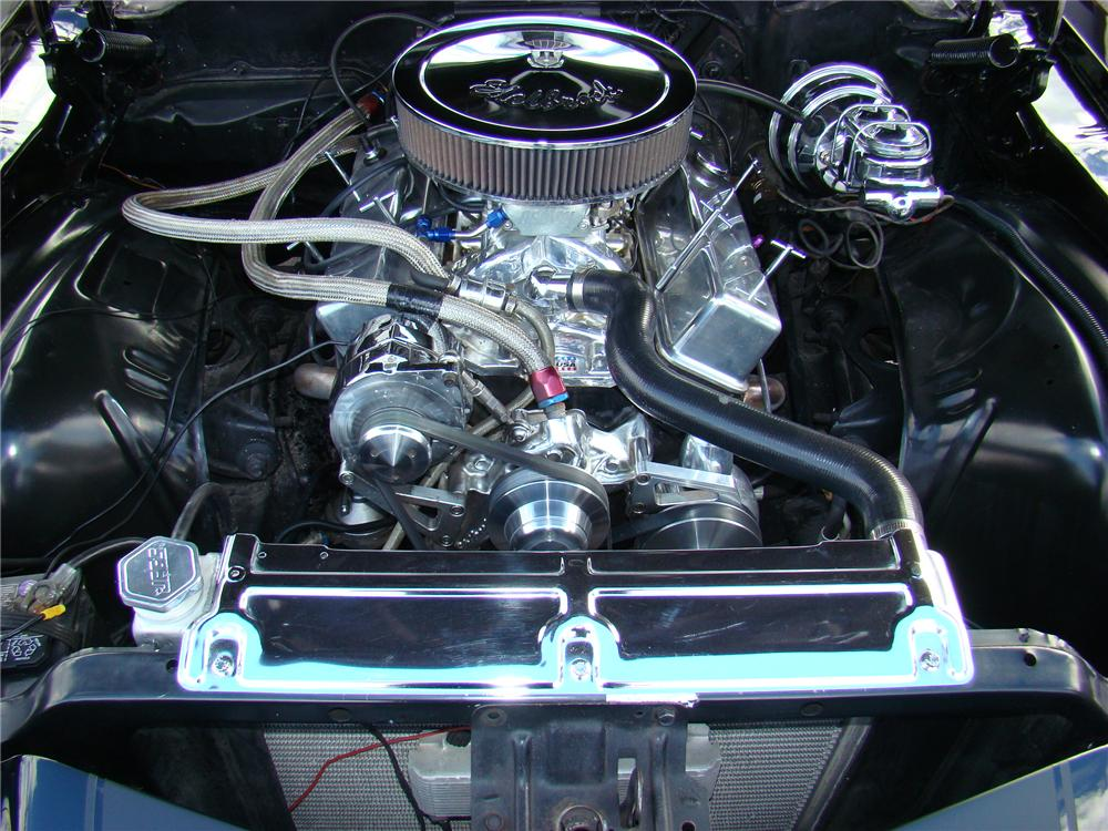 1971 CHEVROLET CAMARO RS CUSTOM COUPE - Engine - 97935