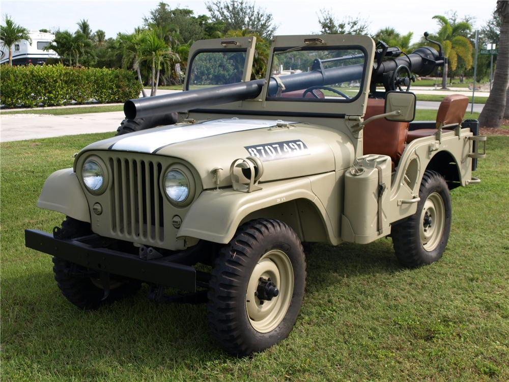 1965 Jeep Cj 5 Convertible 97956