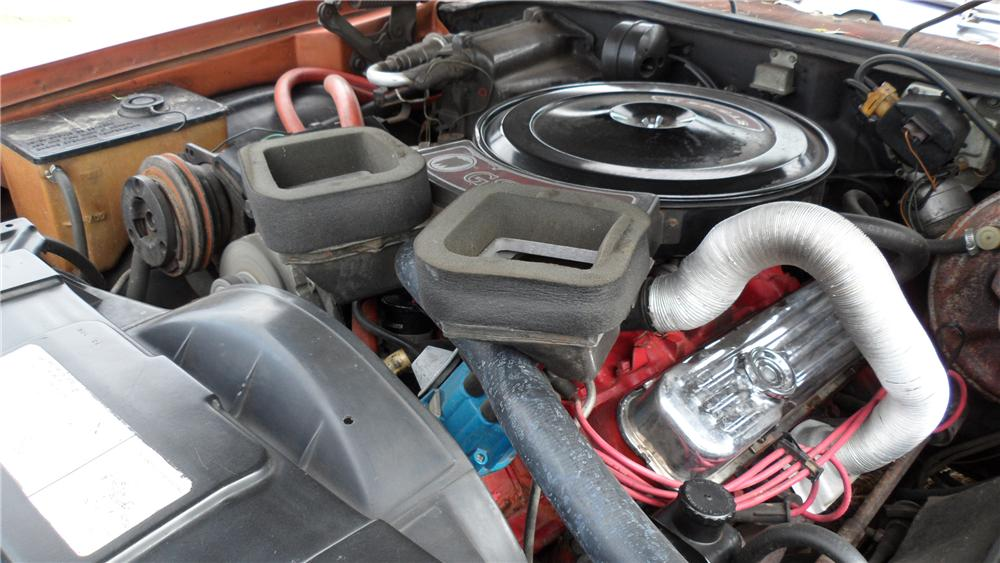 1971 BUICK STAGE ONE GS 2 DOOR COUPE - Engine - 98057