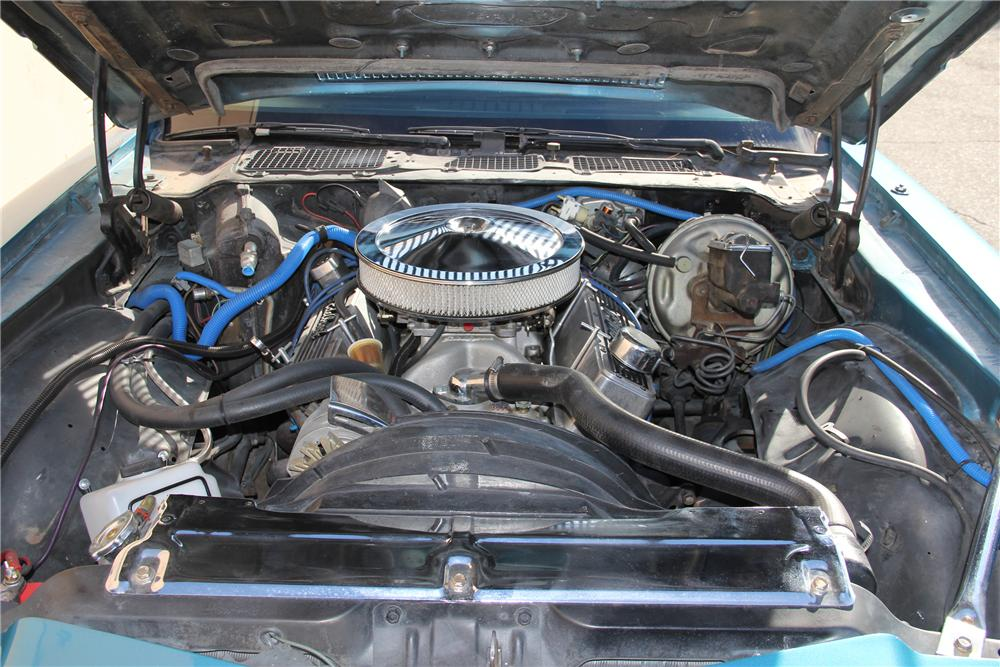 1979 CHEVROLET CAMARO Z/28 COUPE - Engine - 98095
