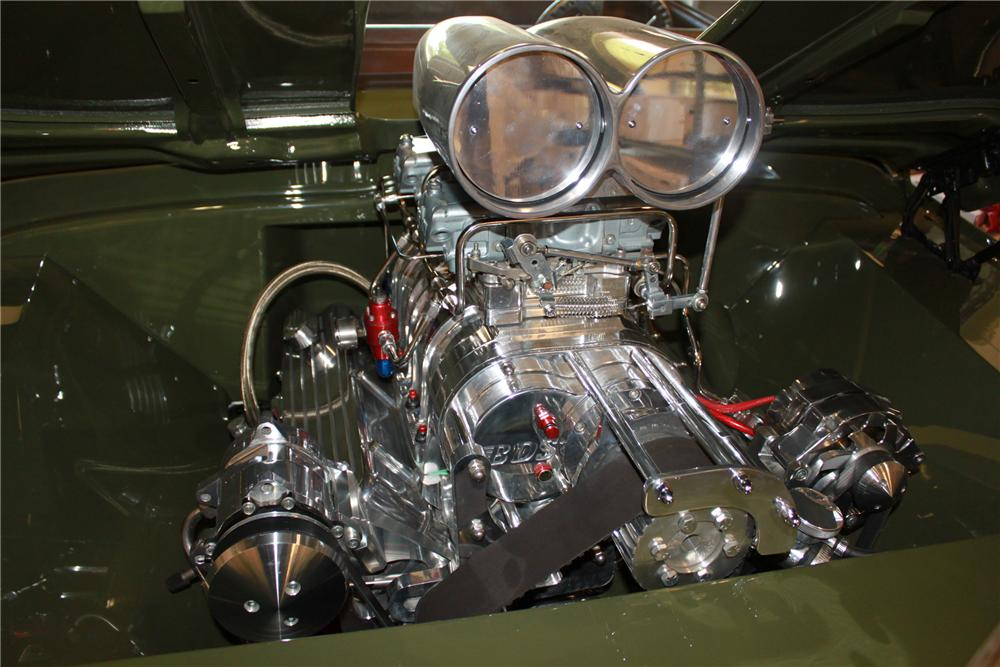 1967 CHEVROLET C-10 CUSTOM TRUCK - Engine - 98118