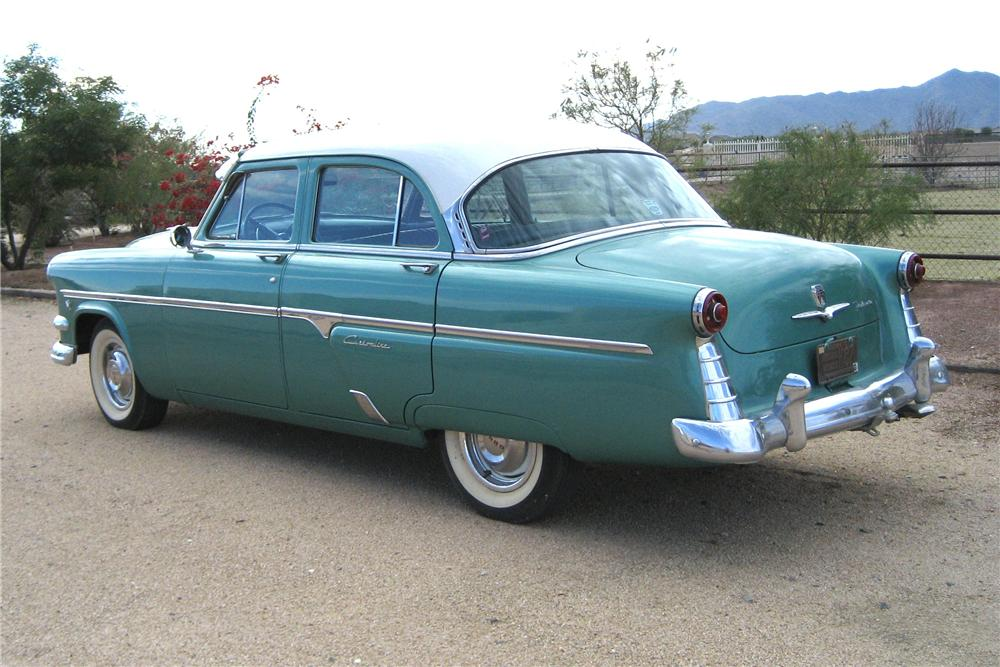 Babe Of The Month The Bright And Beautiful Kara Schaal likewise 1953 Ford Crestline Image Mark Fisher additionally 1954 FORD CUSTOM LINE 4 DOOR SEDAN 98123 further Hot rod as well 351 Clevo Powered Xy Falcon Fairmont Gt Replica. on ford models with rod fords 3