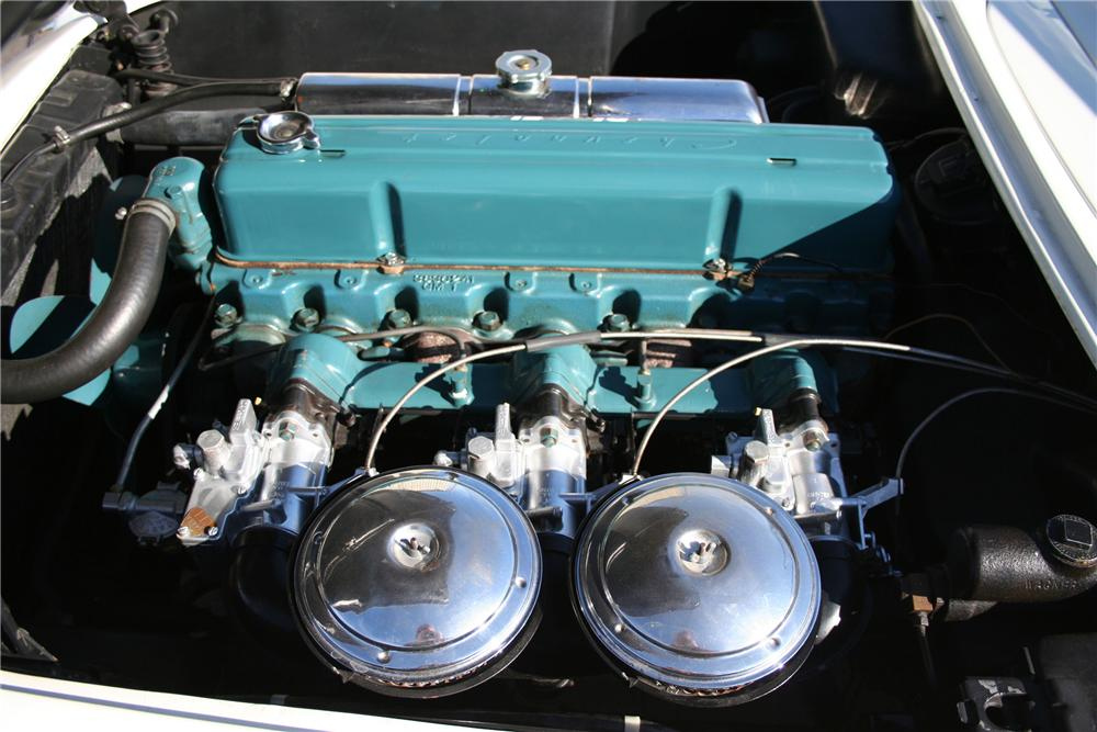 1954 CHEVROLET CORVETTE CONVERTIBLE - Engine - 98168