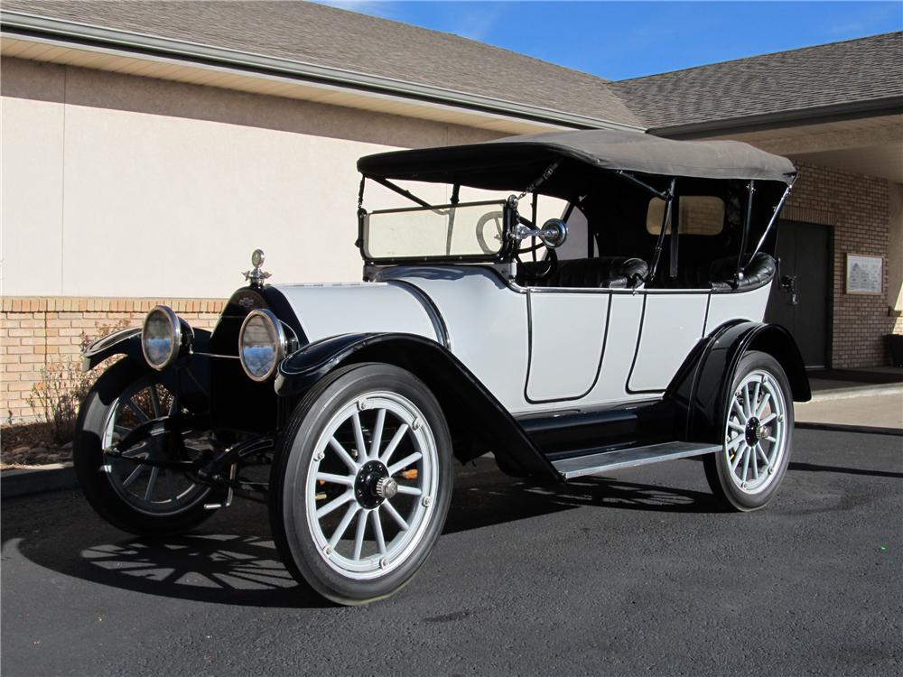 1915 CHEVROLET 4 DOOR TOURING - Front 3/4 - 98173