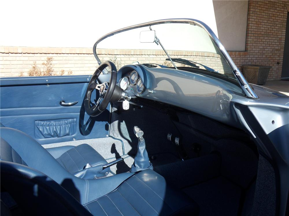 1955 PORSCHE SPEEDSTER RE-CREATION CONVERTIBLE - Interior - 98174