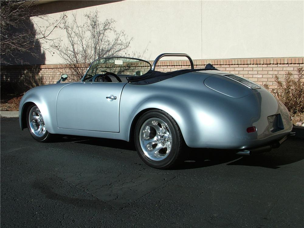 1955 Porsche Speedster Re Creation Convertible 98174