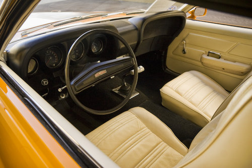 1970 FORD MUSTANG BOSS 302 FASTBACK - Interior - 98534