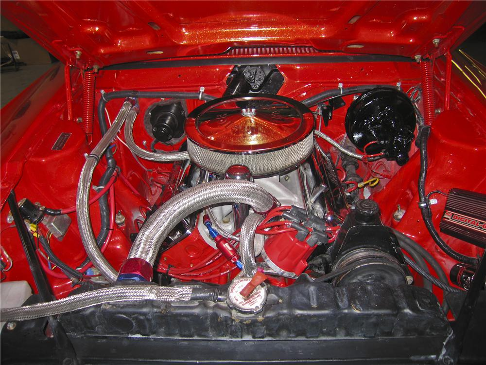 1968 AMERICAN MOTORS JAVELIN 2 DOOR COUPE - Engine - 98861