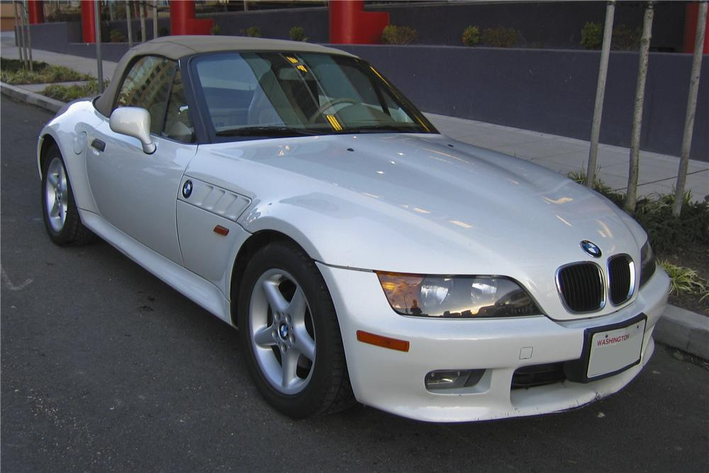 1997 BMW Z3 ROADSTER - Front 3/4 - 98878