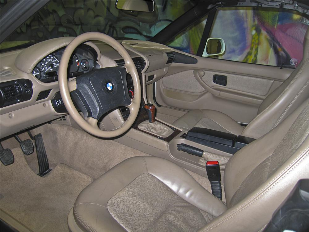 1997 BMW Z3 ROADSTER - Interior - 98878