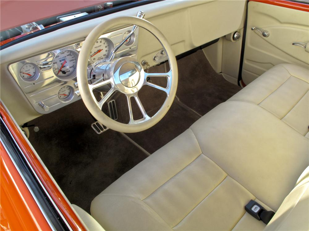1971 CHEVROLET C-10 CUSTOM PICKUP - Interior - 99573