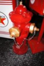 Addendum Item - Fun 1959 restored Fire Hydrant. - Front 3/4 - 145310