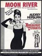 "Audrey Hepburn Signed & Inscribed ""Breakfast at Tiffanys"" Theme Sheet Music. - Front 3/4 - 46451"