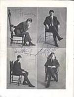 The Beatles fully signed concert programme, 1963. RESERVE. - Front 3/4 - 47865