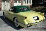 1955 CHEVROLET CORVETTE CONVERTIBLE - Rear 3/4 - 101619