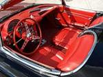 1961 CHEVROLET CORVETTE CONVERTIBLE - Interior - 101626