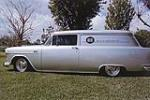 1955 CHEVROLET SEDAN DELIVERY CUSTOM - Side Profile - 101628