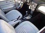 1967 CHEVROLET CORVETTE CONVERTIBLE - Interior - 101659