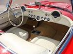 1957 CHEVROLET CORVETTE CONVERTIBLE - Interior - 101674