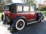 1929 BUICK MODEL 47 4 DOOR SEDAN - Rear 3/4 - 101678