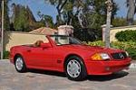 1992 MERCEDES-BENZ 500SL CONVERTIBLE - Side Profile - 101683