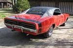 1969 DODGE CHARGER CUSTOM 2 DOOR HARDTOP - Rear 3/4 - 101701
