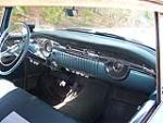 1954 OLDSMOBILE HOLIDAY 98 2 DOOR COUPE - Interior - 101707