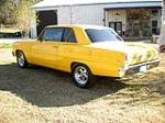 1966 CHEVROLET NOVA CUSTOM 2 DOOR HARDTOP - Rear 3/4 - 101711